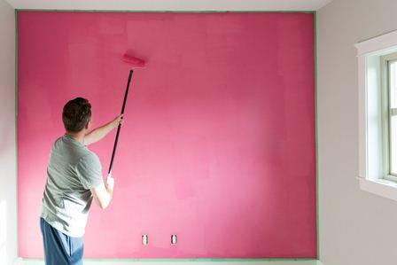 jasa tukang cat tembok jogja, tukang cat tembok borongan di jogja