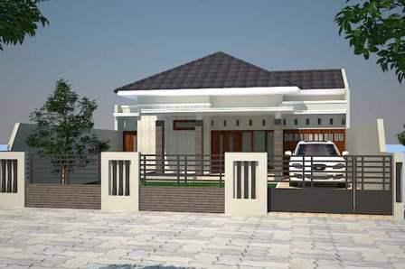 jasa desain rumah, jasa arsitek online