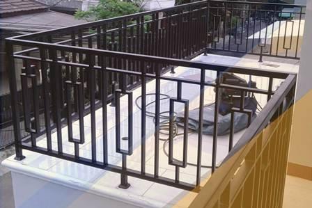 jasa pembuatan railing balkon di jogja