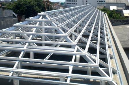 harga pemasangan atap baja ringan jogja